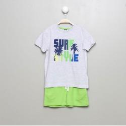 SMV-20470-1-UNICO Mayorista de ropa infantil Conjunto corto