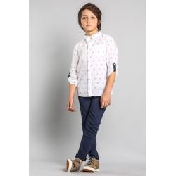 Camisa niño-SMV-20491-1-UNICO-Street Monkey almacen mayorista