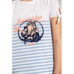 SMV-20506-1-UNICO Mayorista de ropa infantil Conjunto corto