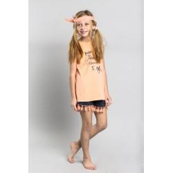 SMV-20510-1-UNICO Mayorista de ropa infantil Conjunto corto