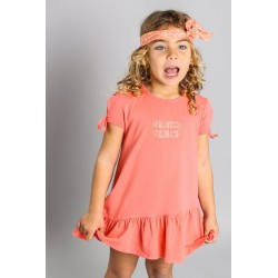 Vestido mc niña-SMV-20561-1-UNICO-Street Monkey almacen
