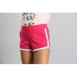Pantalon corto niña-SMV-93004-1-MARINO-Street Monkey almacen