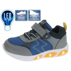 Calzado casual con luces led-BPV-2177450-Beppi