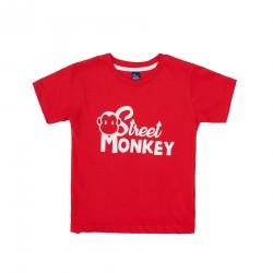 Camiseta mc niño-SMV-181170-1-ROJO-Street Monkey almacen