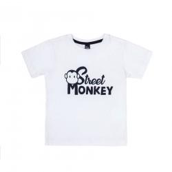 Camiseta mc niño-SMV-181170-1-BLANCO-Street Monkey almacen