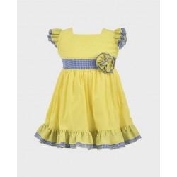 LOV-1020154505 La Ormiga ropa infnatil al por mayor Vestido
