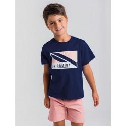 LOV-1021050801 La Ormiga ropa infnatil al por mayor Camiseta