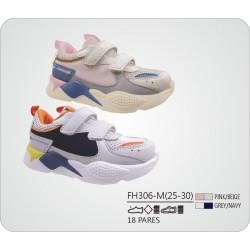 DKV-FH306-M calzado de infantil al por mayor Deportivas maxi