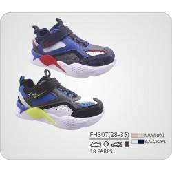 DKV-FH307 calzado de infantil al por mayor Deportivas multi