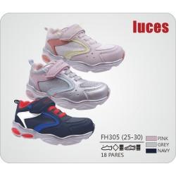 DKV-FH305 calzado de infantil al por mayor Deportivas multi