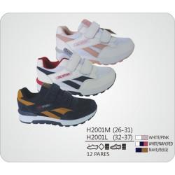 DKV-H2001L calzado de infantil al por mayor Deportivas corte