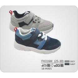 DKV-FH316M calzado de infantil al por mayor Calzado sport