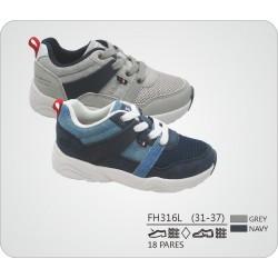 DKV-FH316L calzado de infantil al por mayor Calzado sport