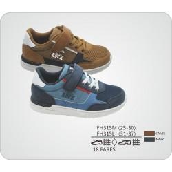 DKV-FH315L calzado de infantil al por mayor Calzado sport