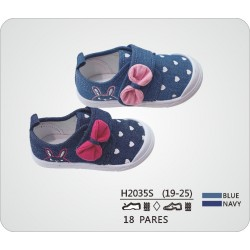 DKV-H2035S calzado de infantil al por mayor Lonetas detalle