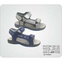 DKV-FH372L calzado al mayor Sandalia playera