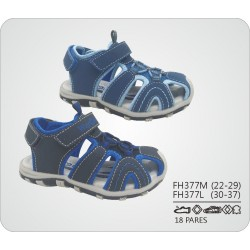 DKV-FH377L calzado de infantil al por mayor Sandalia