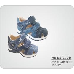 DKV-FH363S calzado de infantil al por mayor Sandalia sport