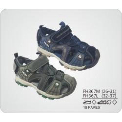 DKV-FH367L calzado de infantil al por mayor Sandalia sport