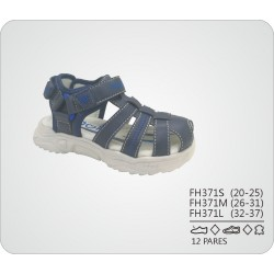 DKV-FH371S calzado de infantil al por mayor Sandalia