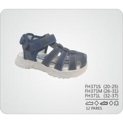 DKV-FH371L calzado de infantil al por mayor Sandalia