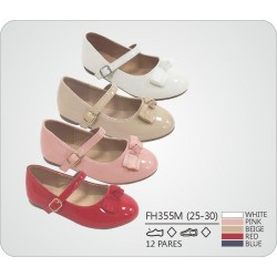 DKV-FH355M calzado de infantil al por mayor Francesitas