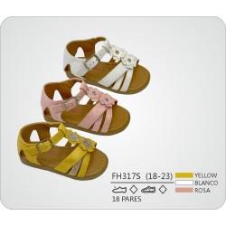 DKV-FH317 calzado de infantil al por mayor Sandalias detalle
