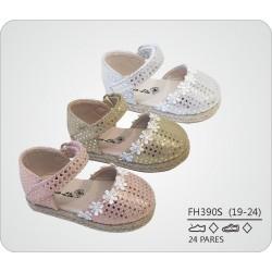 DKV-FH390S calzado de infantil al por mayor Merceditas