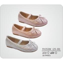DKV-FH352M calzado de infantil al por mayor Francesitas