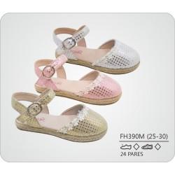 DKV-FH390M calzado de infantil al por mayor Alpargatas detalle