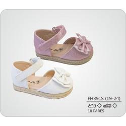 DKV-FH391S calzado de infantil al por mayor Alpargatas talón