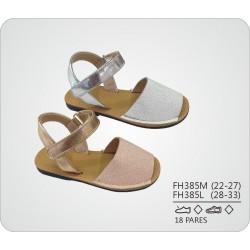 DKV-FH385L calzado de infantil al por mayor Menorquinas