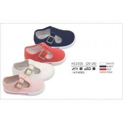 DKV-H1101S calzado de infantil al por mayor Lonetas básicas