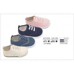 DKV-H1102S calzado de infantil al por mayor Lonetas básicas