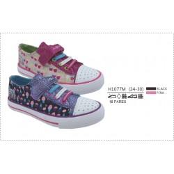 DKV-H1077M calzado de infantil al por mayor Lonetas estampado