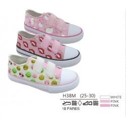 DKV-H38M calzado de infantil al por mayor Lonetas estampado