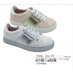 DKV-H34L calzado de infantil al por mayor Lonetas detalle