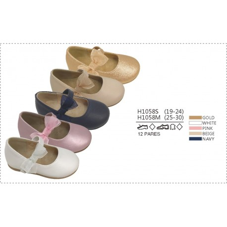 DKV-H1058S calzado de infantil al por mayor Merceditas detalle