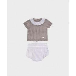 LOV-1027412501 La Ormiga ropa infnatil al por mayor Conjunto
