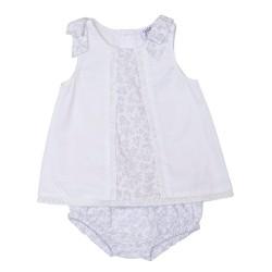 Vestido s/m + culotte puntilla-TAV-20111253-Yatsi almacen