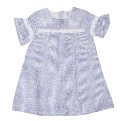 TAV-20112511 venta al por mayor de ropa infantil Vestido m/c