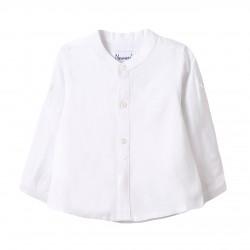 Camisa cuello mao almacen mayorista de ropa infantil, ropa de
