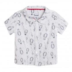 Camisa globos almacen mayorista de ropa infantil, ropa de bebe