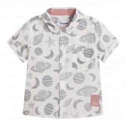 Camisa planetas almacen mayorista de ropa infantil, ropa de