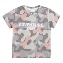 Camiseta camuflaje almacen mayorista de ropa infantil, ropa de