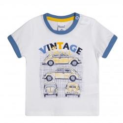 Camiseta coches almacen mayorista de ropa infantil, ropa de