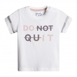 BBV60029 Comprar ropa al por mayor Camiseta do not quit