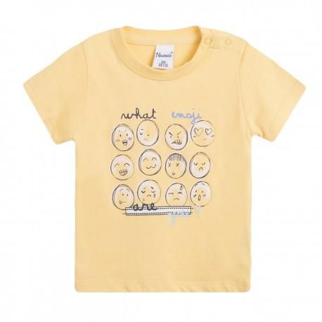 BBV69083 Comprar ropa al por mayor Camiseta caras redondas