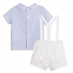 BBV90006 Comprar ropa al por mayor Conjunto pantalon y camisa