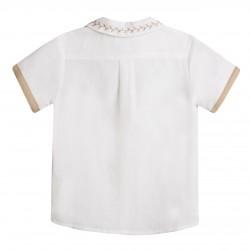 BBV90078 Comprar ropa al por mayor Conjunto pantalon y camisa